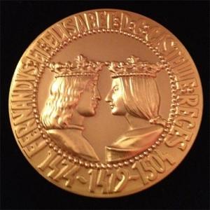 medalla de oro al merito profesional foro europa 2015 gazzules interiorismo