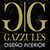 Gazzules Diseño Interior Logo
