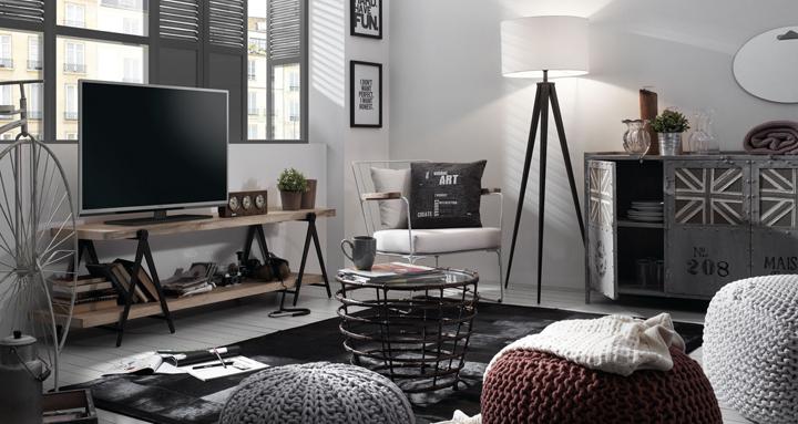 Nuestra selecci n mueble industrial en gazzules - Nuevas tendencias en decoracion de interiores ...